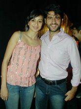 Gauri and Hiten Tejwani