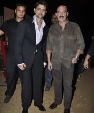 Hrithik and Rakesh Roshan.