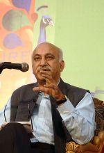 M J Akbar