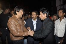 Govinda and SRK