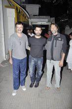 Aamir Khan, Rajkumar Hirani and Rakyesh Om Prakash Mehra