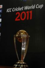 ICC cricket world cup 2011 trophy
