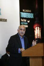 MJ Akbar's book launch
