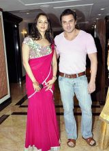 Sohail Khan and Seema