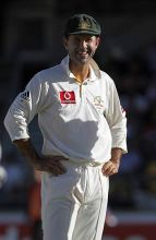 Aussie captain Ricky Ponting