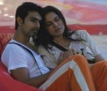 Veena Malik and Ashmit Patel