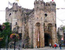 Gravensteen Castle.