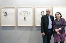 Anju Dodiya and Atul Dodiya