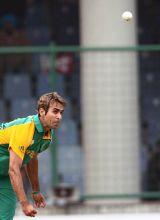 South African leg-spinner Imran Tahir