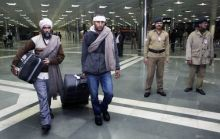 Indian workers evacuated from Tripoli.