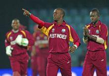 West Indies paceman Kemar Roach