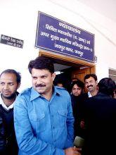Rajasthan minister Rajkumar Sharma