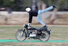 Royal Enfield bikes