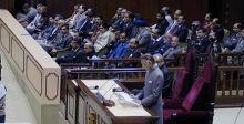 Rajasthan Governor Shivraj Patil addresses the budget session