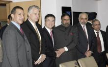Commerce and Industry Minister Anand Sharma and US Commerce Secretary Gary Locke
