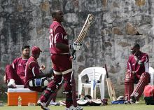 West Indies cricketer D J Bravo