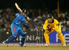 India batsman Gautam Gambhir