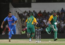 India versus South Africa World Cup in Nagpur