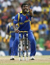 Sri Lanka off-spinner Muttiah Muralitharan