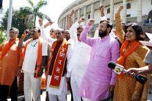 Shiv Sena MPs