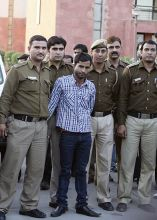Radhika's killer sent to 4-day police custody
