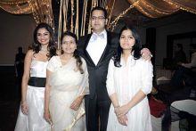 Rahul Mahajan, Dimpy Ganguly,