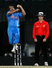 India's Zaheer Khan
