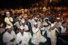 Support for Anna Hazare