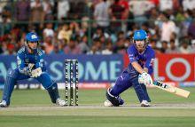 Rajasthan batsman Johan Botha
