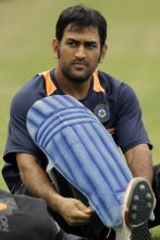 Team Chennai captain Mahendra Singh Dhoni