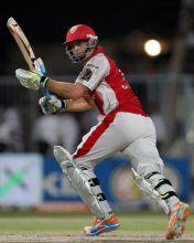 Punjab captain Adam Gilchrist