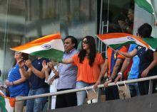 Preity Zinta, Mukesh Ambani, Nita Ambani