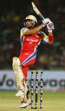 Bangalore batsman Virst Kohli
