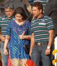 Sachin Tendulkar, Anjali Tendulkar