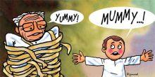 VS Achuthanandan and Rahul Gandhi