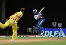 Mumbai batsman Rohit Sharma