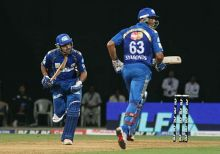 Rohit Sharma and Andrew Symonds