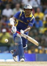 Team Hyderabad captain Kumar Sangakkara