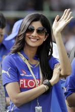 Rajasthan co-owner Shilpa Shetty