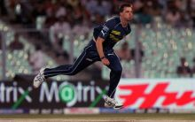 Deccan Chargers paceman Dale Steyn