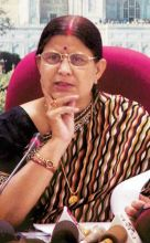 UP ex-chief secretary Neera Yadav