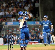 Mumbai batsman Aiden Blizzard
