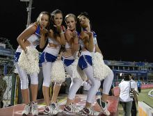 Cheergirls
