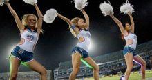 Cheerleader sent home for blogging on flirtatious IPL players