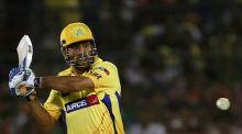 Chennai captain Mahendra Singh Dhoni