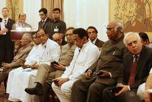P Chidambaram, SM Krishna, Kamal Nath and Kapil Sibal