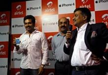 Airtel, iPhone 4, Chennai, Annanagar Showroom