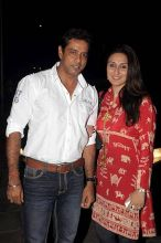 Anup Soni and Juhi Babbar