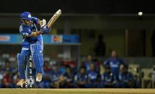 Mumbai captain and opener Sachin Tendulkar