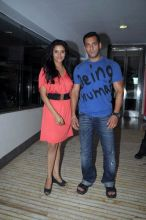 Salman Khan with Asin